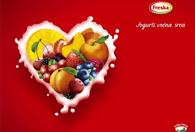 Fruit heart  (1024x768, 1280x800, 1680x1050)