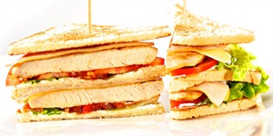 "School ""Club sandwich"""